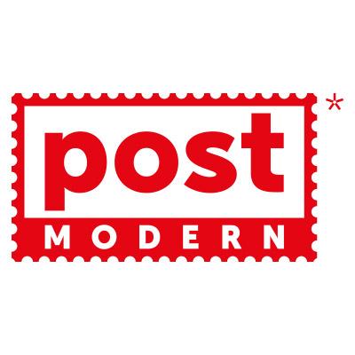 Logo Post Modern