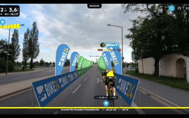 2. Start SVRD E-Race 15.08.2021